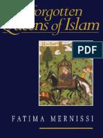 Fatima Mernissi - Forgotten Queens Of Islam-Univ Of Minnesota Press (1997).pdf