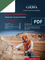 Peru mineria 2014