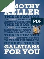 Galatians for You - Timothy Keller