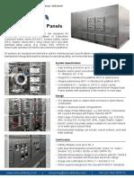 Wellhead Control Panel Datasheet