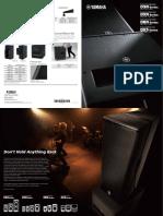 Yamaha Powered Speaker Brochure 2015 en Web v104