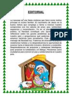 EDITORIAL Diciembre