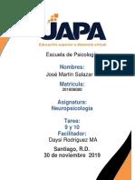 9 y 10 Jose Martin Salazar R Neuropsicología
