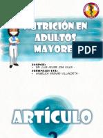 1. Articulo Nutricion en Adultos Mayores