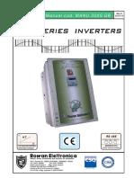 Manual inversor Qseries