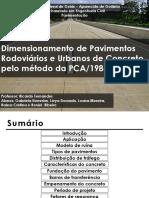 2º Seminário de Pavimentação