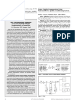 Power Quality Compensation Using Universal Power Quality Conditioning System