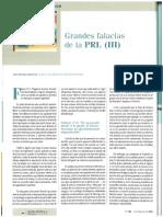 Grandes Falacias de la PRL 3 Psicosociologia