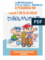 Dinâmicas - Férias e Volta as Aulas - Clube Pedagógico Nm (1)