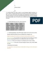 Actividad de Aprendizaje 4  Ingles Bussines