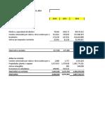 Balance de Acerios de La PazV
