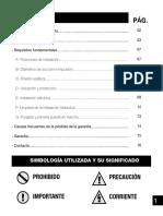 Manual Arg Circuladoras
