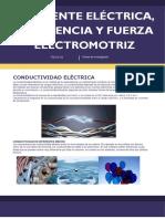 Teoría de La Conductividad Eléctrica