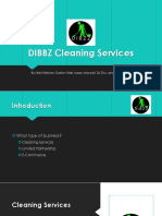 dibbz cleaning services