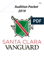 Scv Brass Audition Packet 2019 - Bari