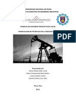 Petroleo Region Piura