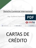 Creditos Documentarios - DCI