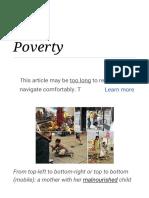 Poverty - Wikipedia.pdf