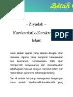 1562305203903_Ziyadah 5-Karakteristik Islam