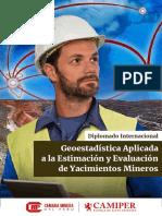 Diplomado Geoestadistica