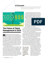 FORBES Future of Talent Management 2015