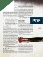 Vantagens e Desvantagens - L5A 4 edição