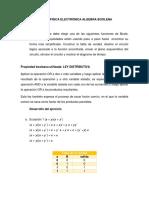 Aporte Fisica Electrónica Algebra Boolena E1_Jesús Amado