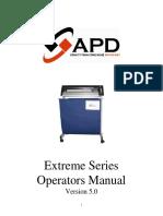 Plotter APD Manual de Usuario