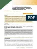 Dialnet-ElMercadoLaboralEnBibliotecologiaYDocumentacion-5733178