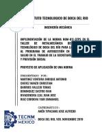Manual de Implementacion de La Norma 011