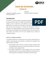 AEA 220 Clase 06 Sintesis