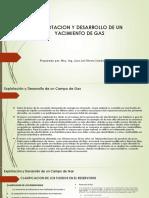 Explotacion y Desarrollo de Un Yacimiento de Gas