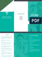 Health Drug Free Brochure