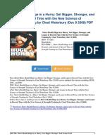 Mens Health Huge Hurry Waterbury PDF f483979ca