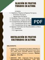 Clase 2 Botanica Sistematica Morfologia y Fisiologia de Especies Forrajeras EXAMEN