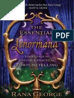 El Esencial Lenormand (Traducido)