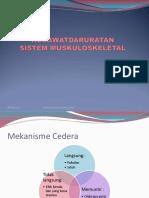 Kegawatdaruratan Sistem Muskuloskeletal_TM X