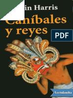 Canibales y reyes - Marvin Harris.pdf