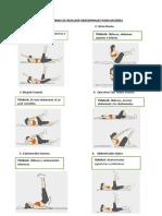diferentes formas de realizar abdominales para mujeres