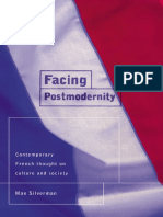 Max Silverman - Facing Postmodernity_ French Intellectual Thought on Culture and Society (1999).pdf