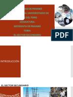 Sector Secundario (Geografia de Panamá)