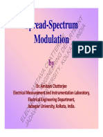 Spread Spectrum Modulation