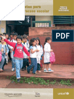 Superar el Fracaso Escolar