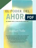 EL PODER DEL AHORA