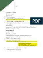 Evaluaciones Regimen Fiscal