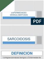 ENF GRANULOMATOSAS