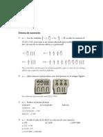 Matematicas Resueltos (Soluciones) Números Naturales 1º ESO 1ª Parte