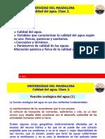 Clase 2. Quimica Del Agua.