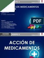 Accion de Los Medicamentos e3