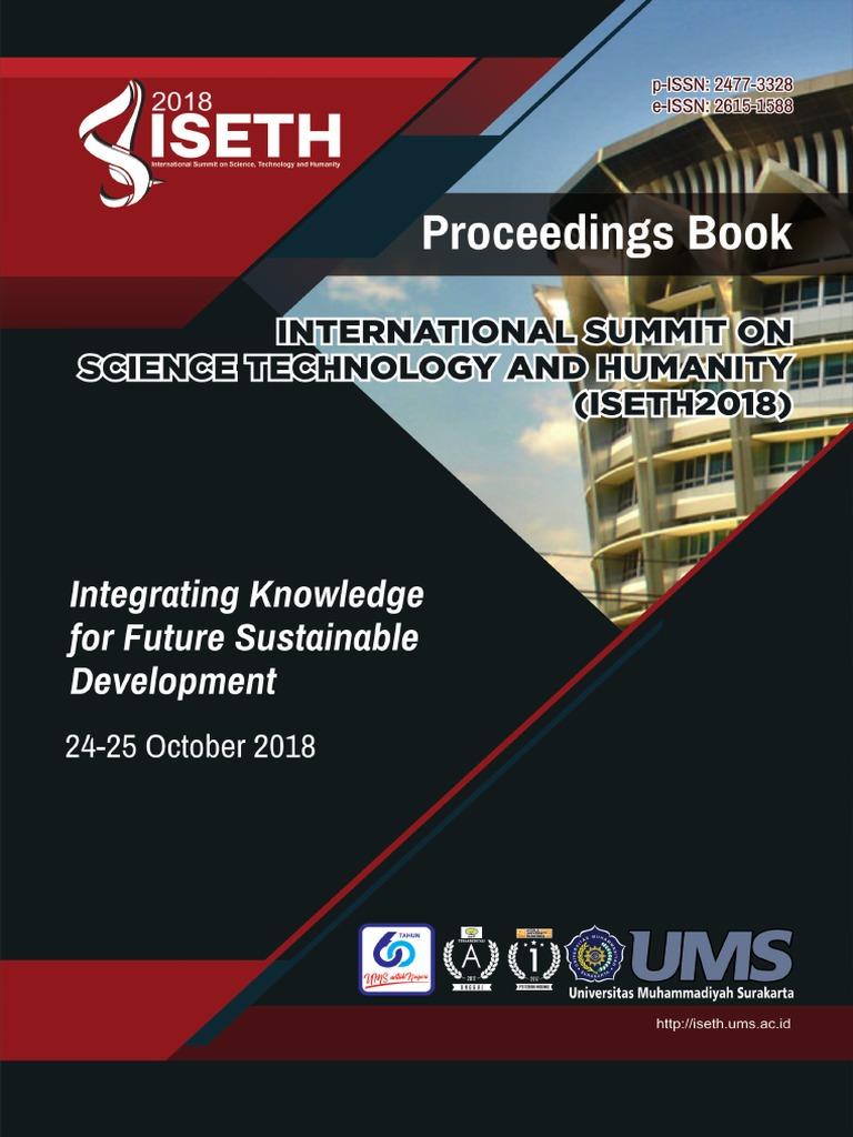 E Book Proceedings Iseth2018 Educational Technology